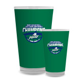 Full Color Glass 17oz-ASUN Champions 2017 Mens Basketball