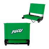 Stadium Chair Kelly Green-FGCU