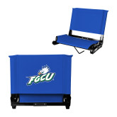 Stadium Chair Royal-Primary Athletic Mark