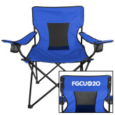 Deluxe Royal Captains Chair-FGCU at 20 Flat