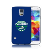 Galaxy S5 Phone Case-ASUN Champions 2017 Mens Basketball