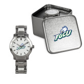 Ladies Stainless Steel Fashion Watch-Primary Athletic Mark