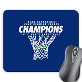 Full Color Mousepad-Regular Season Champions 2017 Mens Basketball Net Design