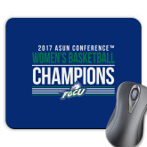 Full Color Mousepad-Asun Conference 2017 Womens Basketball Champions