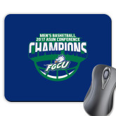 Full Color Mousepad-ASUN Champions 2017 Mens Basketball