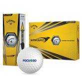 Callaway Warbird Golf Balls 12/pkg-FGCU at 20 Flat