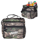 Big Buck Camo Junior Sport Cooler-FGCU Tone