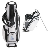 Callaway Hyper Lite 4 White Stand Bag-University Mark Stacked