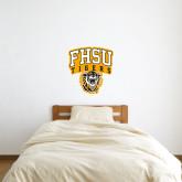 2 ft x 2 ft Fan WallSkinz-Arched FHSU Tigers w/ Tiger