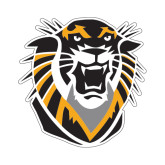 Large Decal-Victor E. Tiger, 12in Tall