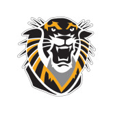 Small Decal-Victor E. Tiger, 6in Tall