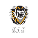 Dad Decal-Dad, 6in Tall