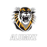 Alumni Decal-Alumni, 6in Tall