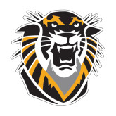 Extra Large Decal-Victor E. Tiger, 18in Tall