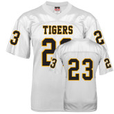 Replica White Adult Football Jersey-#23