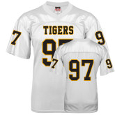 Replica White Adult Football Jersey-#97