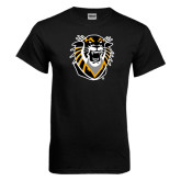 Black T Shirt-Victor E. Tiger