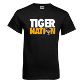 Black T Shirt-Tiger Nation
