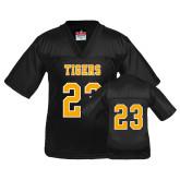 Youth Replica Black Football Jersey-#23