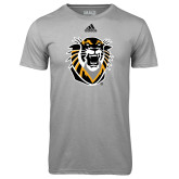 Adidas Climalite Sport Grey Ultimate Performance Tee-Victor E. Tiger