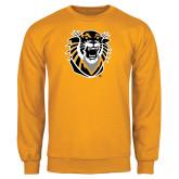 Gold Fleece Crew-Victor E. Tiger