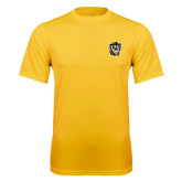 Performance Gold Tee-Victor E. Tiger