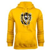 Gold Fleece Hoodie-Victor E. Tiger