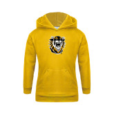 Youth Gold Fleece Hoodie-Victor E. Tiger
