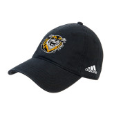 Adidas Black Slouch Unstructured Low Profile Hat-Victor E. Tiger