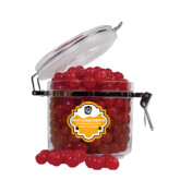 Sweet & Sour Cherry Surprise Round Canister-Victor E. Tiger
