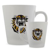 Full Color Latte Mug 12oz-Victor E. Tiger