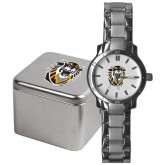 Mens Stainless Steel Fashion Watch-Victor E. Tiger