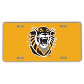 License Plate-Victor E. Tiger