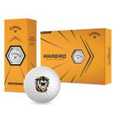 Callaway Warbird Golf Balls 12/pkg-Victor E. Tiger