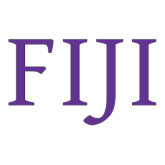 Large Decal-FIJI, 12 inches wide
