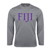 Performance Steel Longsleeve Shirt-FIJI