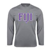 Performance Steel Longsleeve Shirt-FIJI Two Color