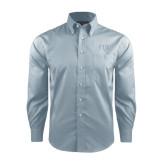 Red House Lt Blue Long Sleeve Shirt-FIJI