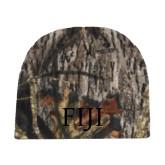 Mossy Oak Camo Fleece Beanie-FIJI