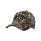 Camo Pro Style Mesh Back Structured Hat-FIJI