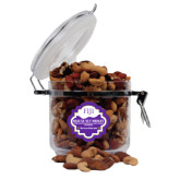 Deluxe Nut Medley Round Canister-FIJI