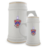 Full Color Decorative Ceramic Mug 22oz-Crest
