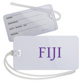 Luggage Tag-FIJI