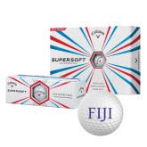 Callaway Supersoft Golf Balls 12/pkg-FIJI