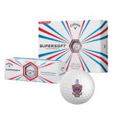Callaway Supersoft Golf Balls 12/pkg-Crest
