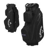 Callaway Org 14 Black Cart Bag-Phi Gam Two Color