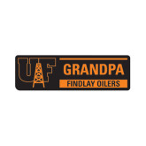 Small Decal-Grandpa, 6 inches tall