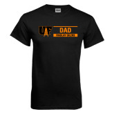Black T Shirt-Dad