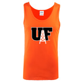 Orange Tank Top-Primary Mark
