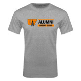 Grey T Shirt-Alumni